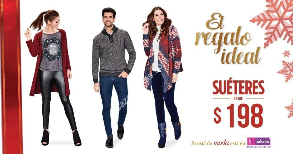 En Suburbia ofertas de navidad en suéteres 9c011556c7381