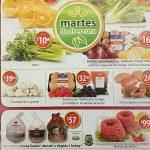 Ofertas Martes de Frescura Walmart 27 de diciembre: mandarina, papa, pavo y lomo con descuento