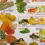 Ofertas Chedraui en frutas y verduras 27 y 28 de diciembre: aguacate, naranja y papaya con descuento