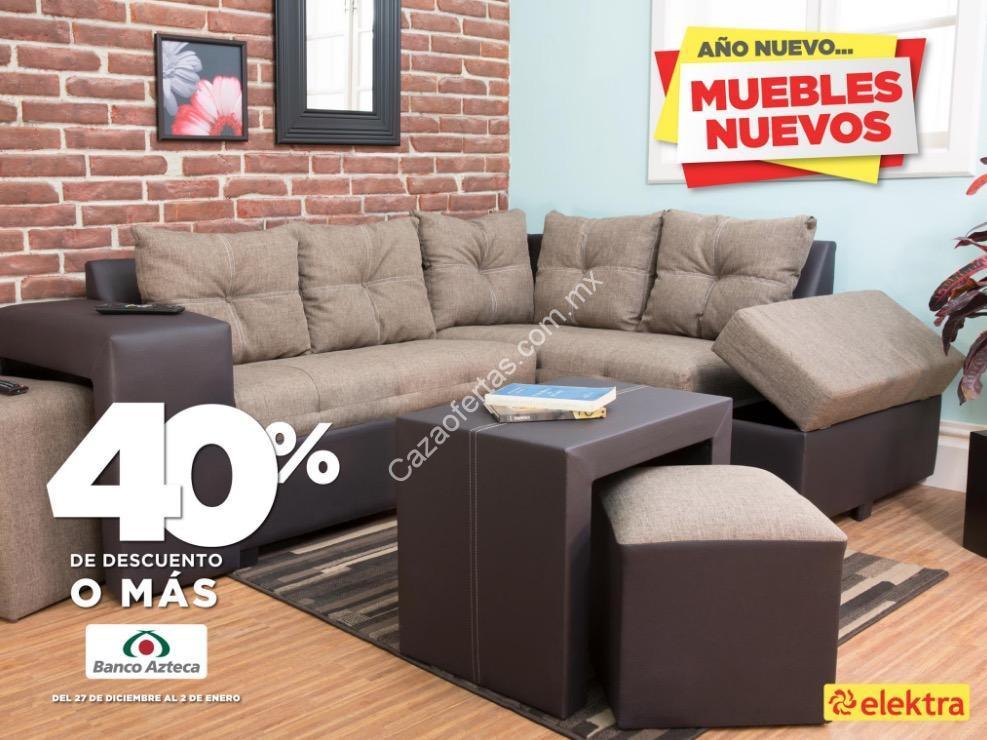 Ofertas de a o nuevo en elektra descuentos en juguetes for Muebles en almeria ofertas