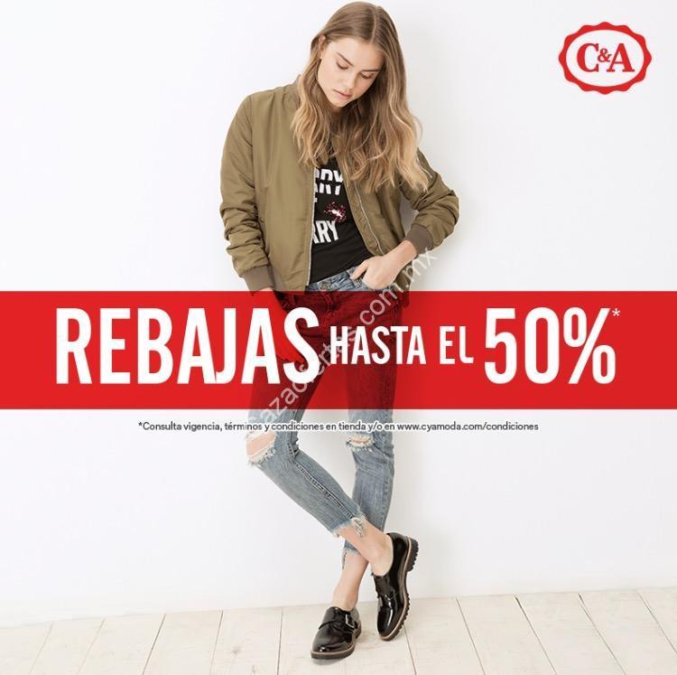 ventas calientes ea15c 53862 Rebajas de fin de temporada en C&A 2017: Hasta 50% de descuento
