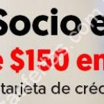 En Sams Club $150 de descuento en membresía al pagar con tarjetas Santander