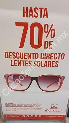 3f22300b00 En Sanborns hasta 70% de descuento en lentes de sol