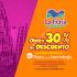 Cupón la Feria de Chapultepec de 30% de descuento en Pase Platino