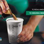 2×1 en Starbucks pagando con tarjetas Citibanamex Mastercard