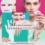 3×2 en todas las mascarillas de Sephora Collection
