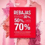 Rebajas de temporada en Bellísima: del 30% al 70% en cosméticos seleccionados