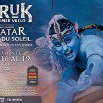 Boletos GRATIS al Cirque du Soleil Toruk comprando $2,000 en Reforma 222