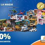 En Chedraui 30% de descuento en juguetes importados y 20% en juguetes para bebés