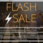Flash Sale Groupon: 15% de descuento adicional hoy 6 de enero de las 13:00 a las 17:00 Horas