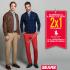 En Sears 2×1 en ropa casual para hombre marca Polo Club