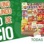 En Comercial Mexicana segundo a mitad de precio en cereales, pañales, atunes y más