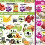Ofertas Soriana en frutas y verduras 10 y 11 de enero: jitomate, manzana y platano con descuento