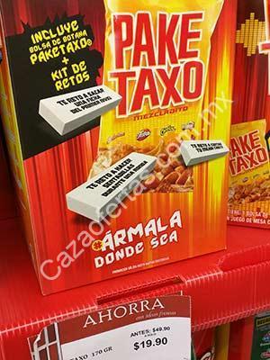 En Soriana Paketaxo Juego Jenga Por 19 90