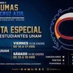 c78d7dcba Venta especial para estudiantes de la UNAM partido Pumas vs Cruz Azul con  boletos a precios especiales