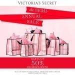 Semi Annual Sale Victorias Secret: hasta 50% de descuento en productos seleccionados