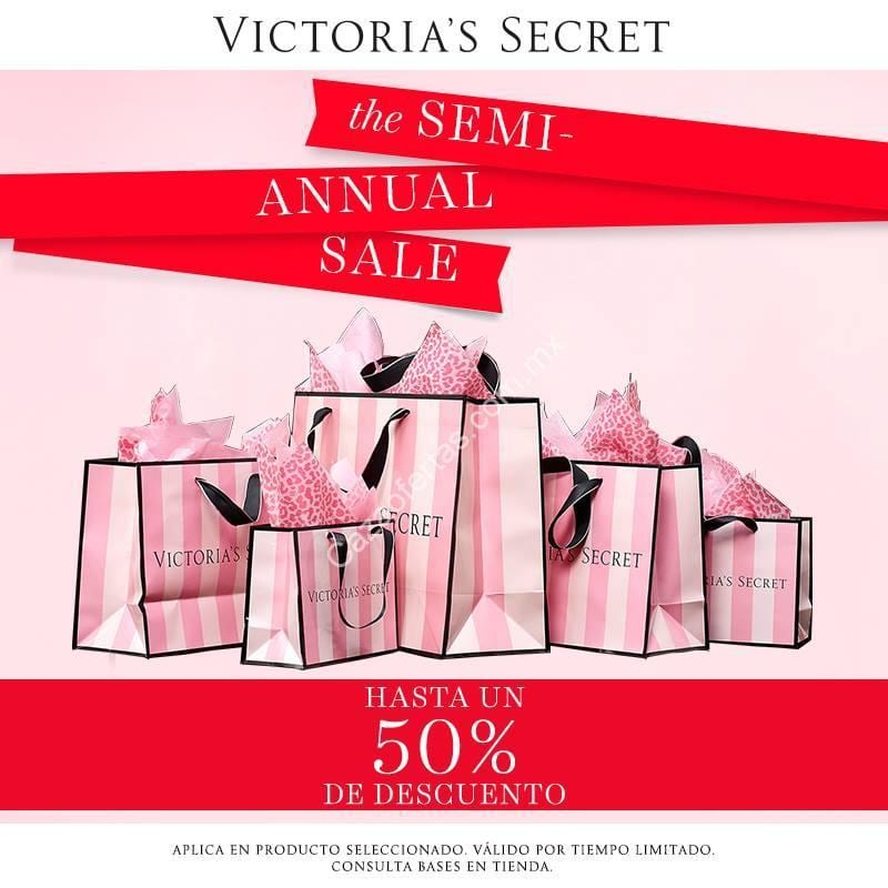 Get update now Victoria Secret Semi Annual Sale Dates , now you can save up to 70% OFF on your bras, halters or more. Victoria's secret is the one of most women,s undergarment store, specially for females who love to shop at Victoria Secret,this year in Victoria Secret semi-annual sale started from 10 June and another would be in month of January.