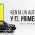 2×1 en renta de autos en Hertz México