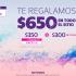 Cupón Netshoes por Facebook de $650 de regalo: $350 de descuento + $300 de cashback
