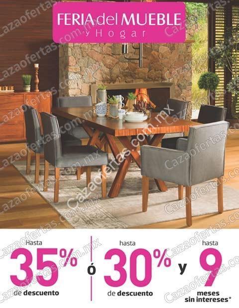 En liverpool feria del mueble y el hogar 2017 hasta 35 for Hogar del mueble