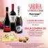 En Superama la promoción de San Valentín es 1 caja de chocolates Ferrero Rocher gratis al comprar un vino