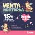 Venta Nocturna Inova de San Valentín: 15% de descuento en toda la tienda + regalo sorpresa + envío gratis