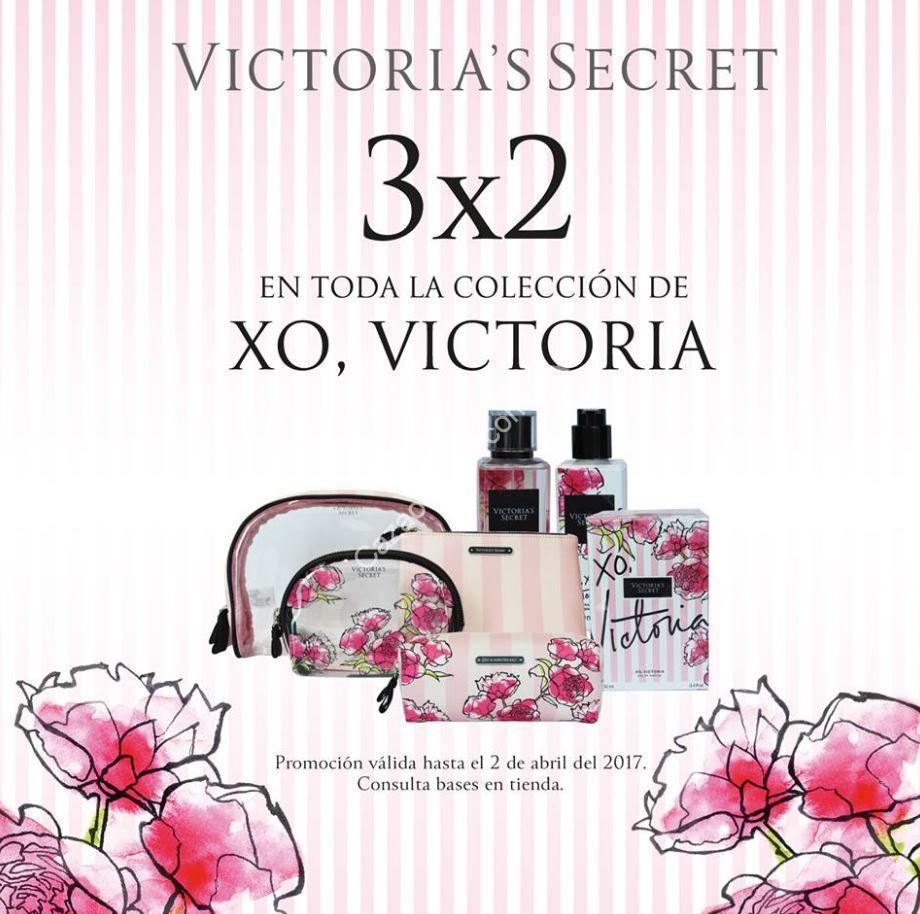 0d01a8cb56 En Victorias Secret 3×2 en toda la colección XO