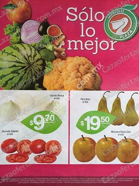 Folleto De Ofertas Miércoles De Plaza 3 De Mayo 2017 En La Comer