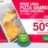 Promoción Dominos Hot Sale 2017: Segunda pizza a mitad de precio al pedir en línea