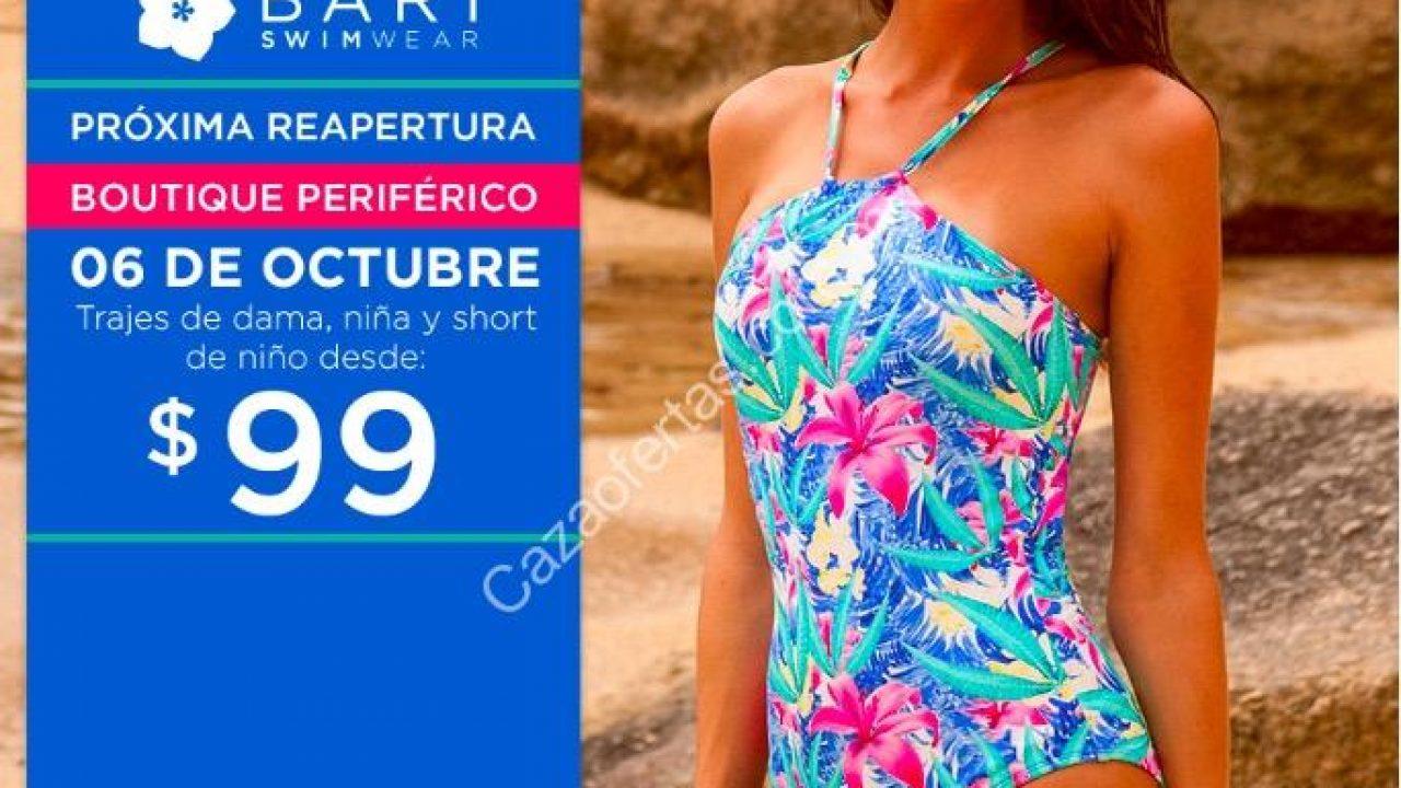 f9bb4cf3a32f Promoción Bari reapertura boutique Periférico: Trajes de baño desde ...