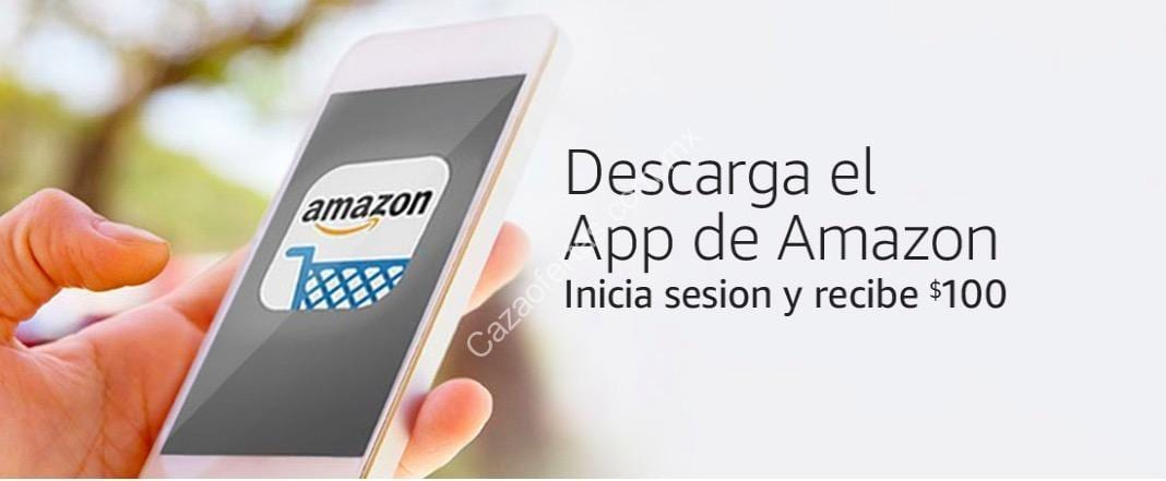 canjear descuento app amazon