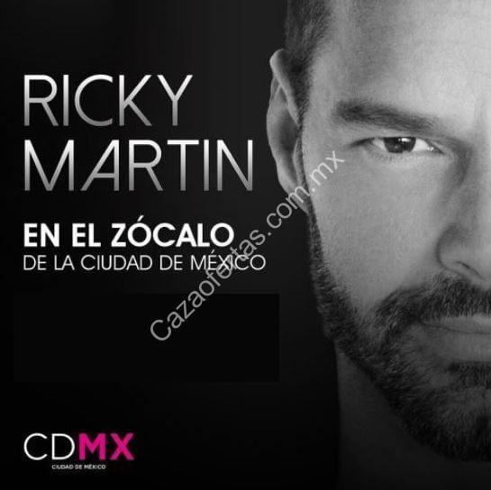 Conciertos De Ricky Martin Y Timbiriche Gratis En El Zócalo De La