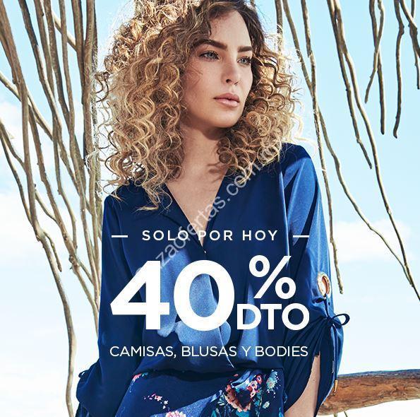 a3f99661f En Studio F hasta 40% de descuento en camisas