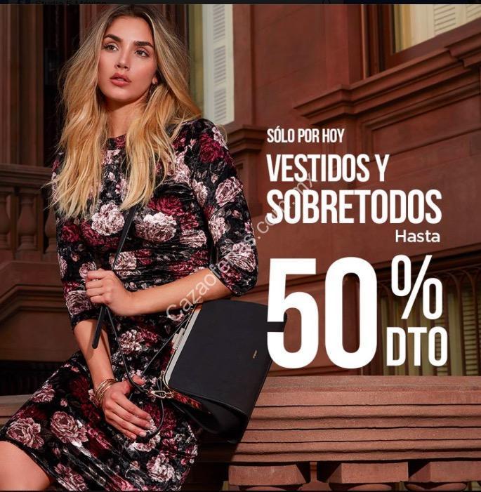 En Studio F Hasta 50 De Descuento En Vestidos Y Sobretodos