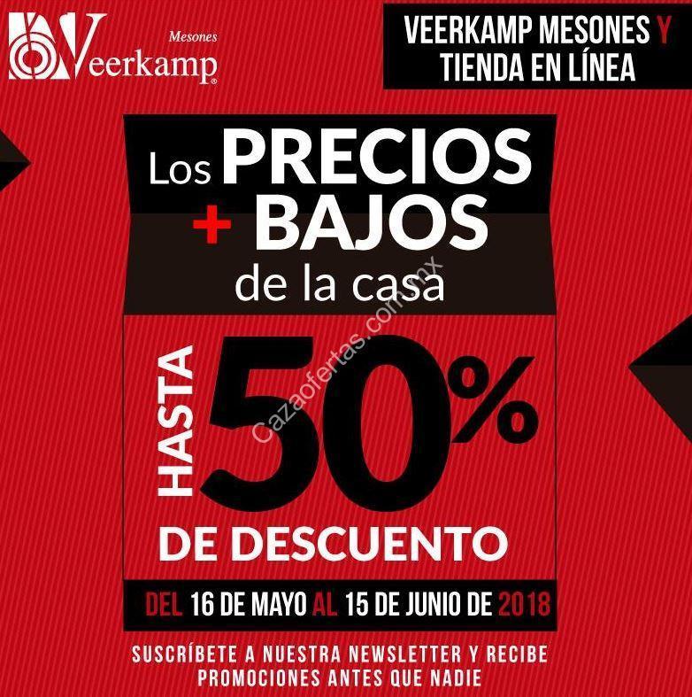 Promoci n veerkamp los precios m s bajos de la casa hasta 50 de descuento en tienda mesones y - Precios de internet para casa ...