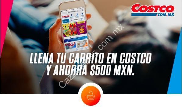 Código Costco Paypal de $500 de descuento en compras a ...