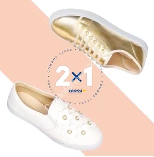 En Mundo Terra 2×1 en zapatos seleccionados e8e137e06acdd