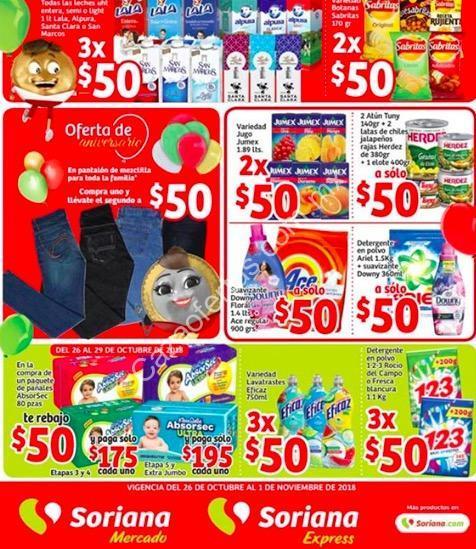 b8d0d8289a En Soriana Mercado ofertas en abarrotes