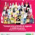 Compra uno y llévate el segundo a mitad de precio en todos los vinos y licores en Mega Soriana