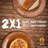 2X1 en majas campechanas y tacos campechanos en Tacos Don Manolito Insurgentes los fines de semana