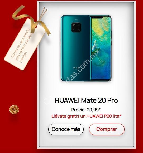 ffe5b359367 Ofertas Huawei en celulares, tablets y laptops navidad 2018