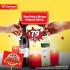 Promoción Soriana Mercado 14 de febrero: Vino tinto o blanco a sólo $79
