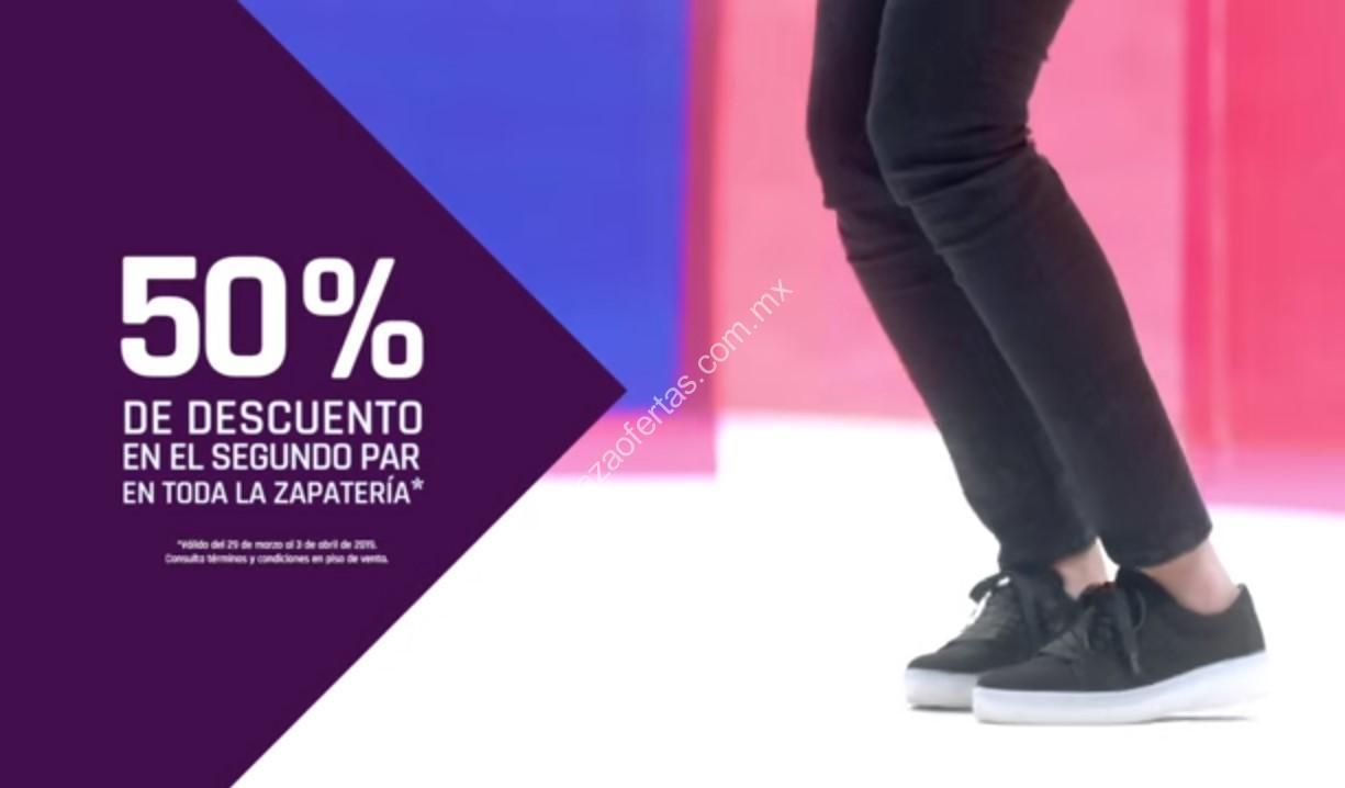 63fd04325b8e7 En Suburbia segundo par de zapatos a mitad de precio
