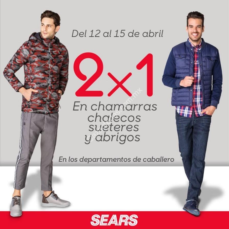 920742625d0d0 Promoción Sears Universitarios  2×1 en chamarras