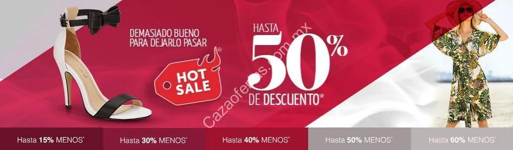 da7b4a7c Imagen de la promo: Promoción Andrea Hot Sale 2019: Hasta 50% de descuento