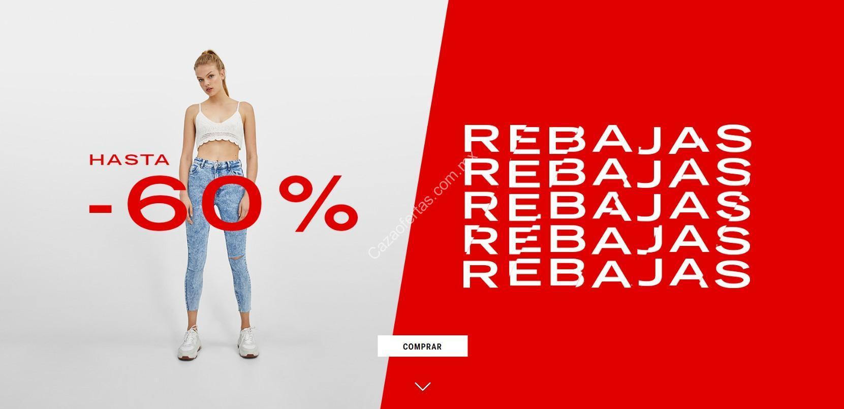 f6cc0e2d8 Segundas Rebajas Bershka verano 2019: Hasta 60% de descuento