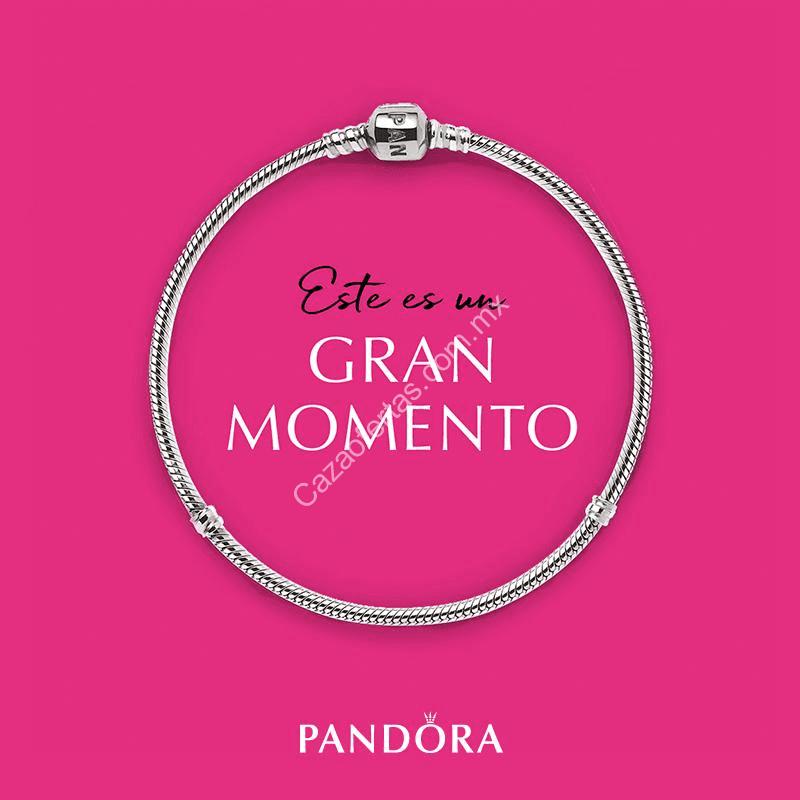 Promoción Pandora: Brazalete de regalo en compras desde $3,200