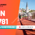 Promoción Aniversario Almundo: Vuelo a Lyon, Francia desde $8,781