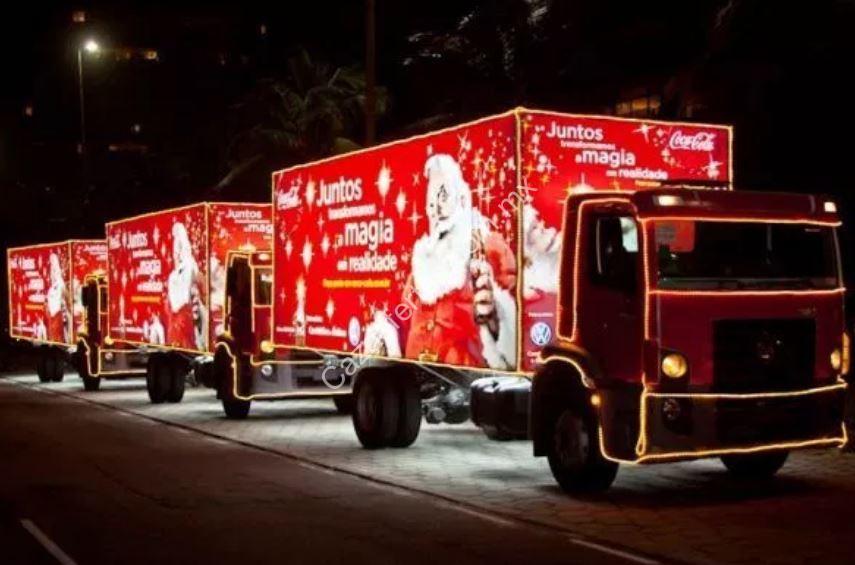 Ruta Caravana Coca-Cola 2019: Ciudades y fechas