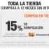 Promoción Home Depot Citi Banamex de 15% de bonificación en compras a 12 MSI